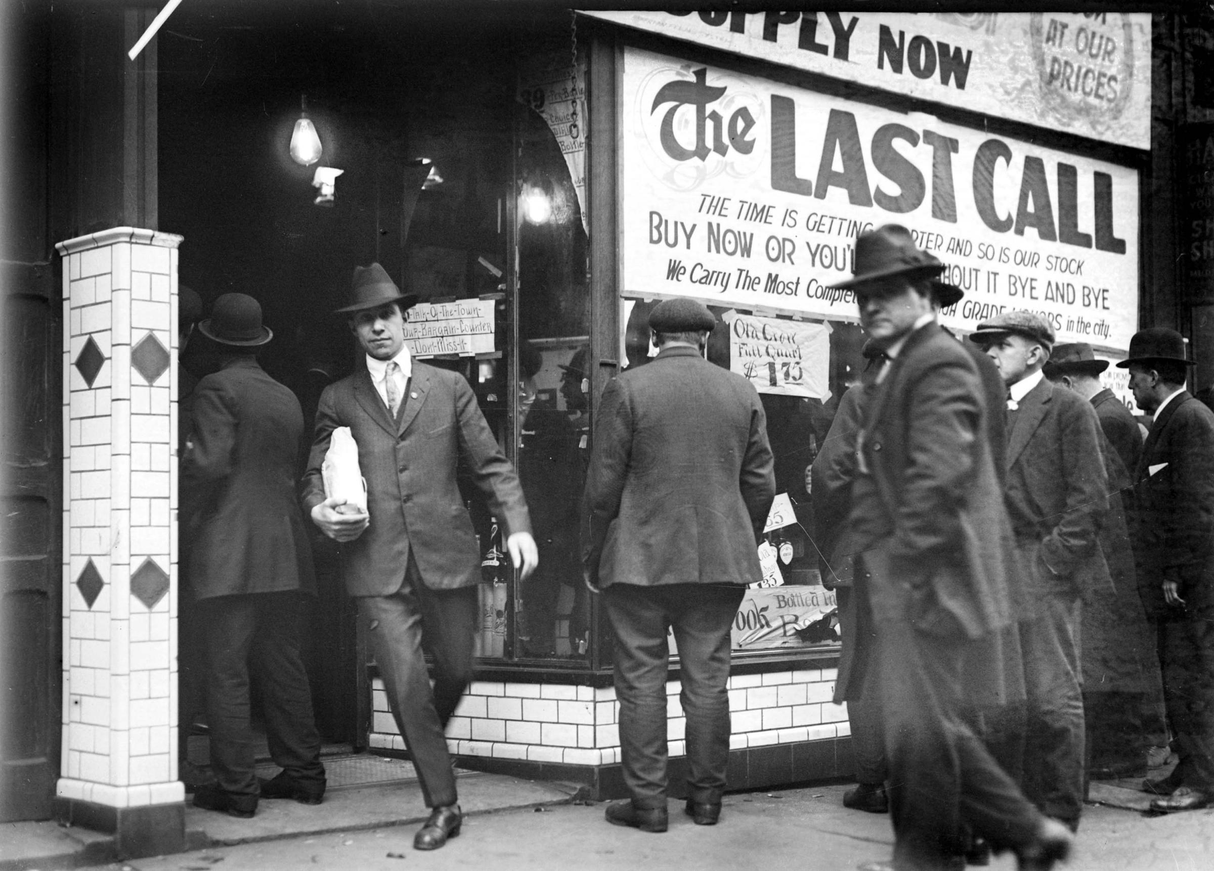 how prohibition played a role in The prohibition movement began in this country not as a movement for complete   the league helped inspire a senate investigation that revealed a link.