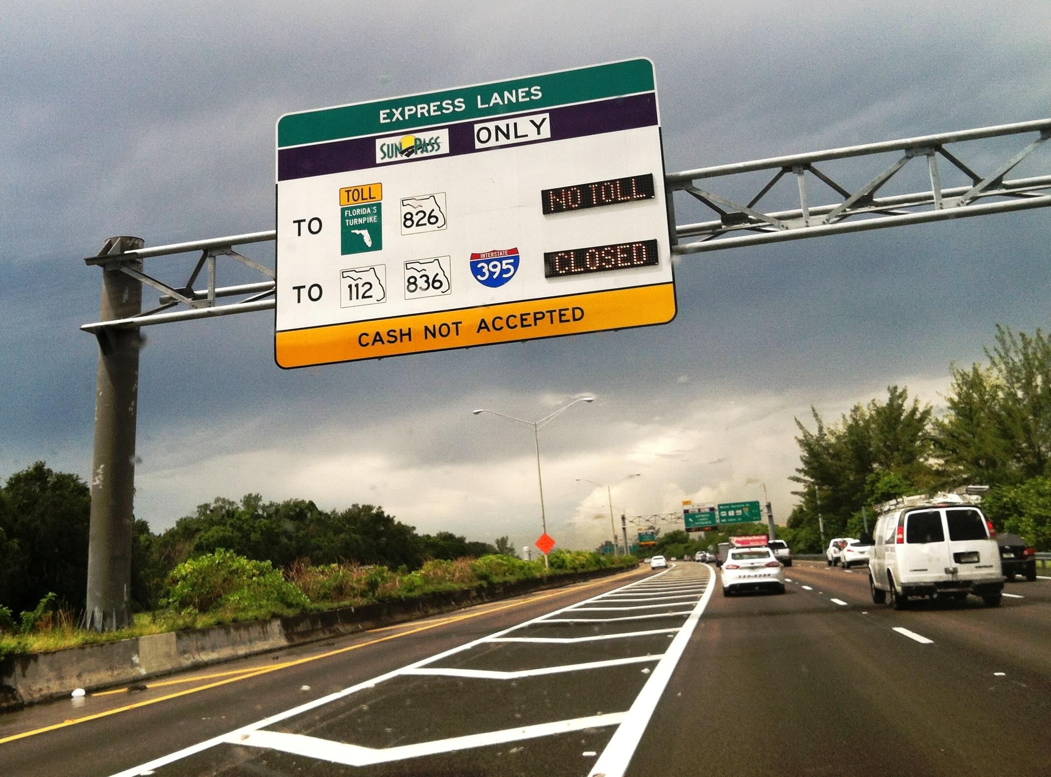 toll roads florida