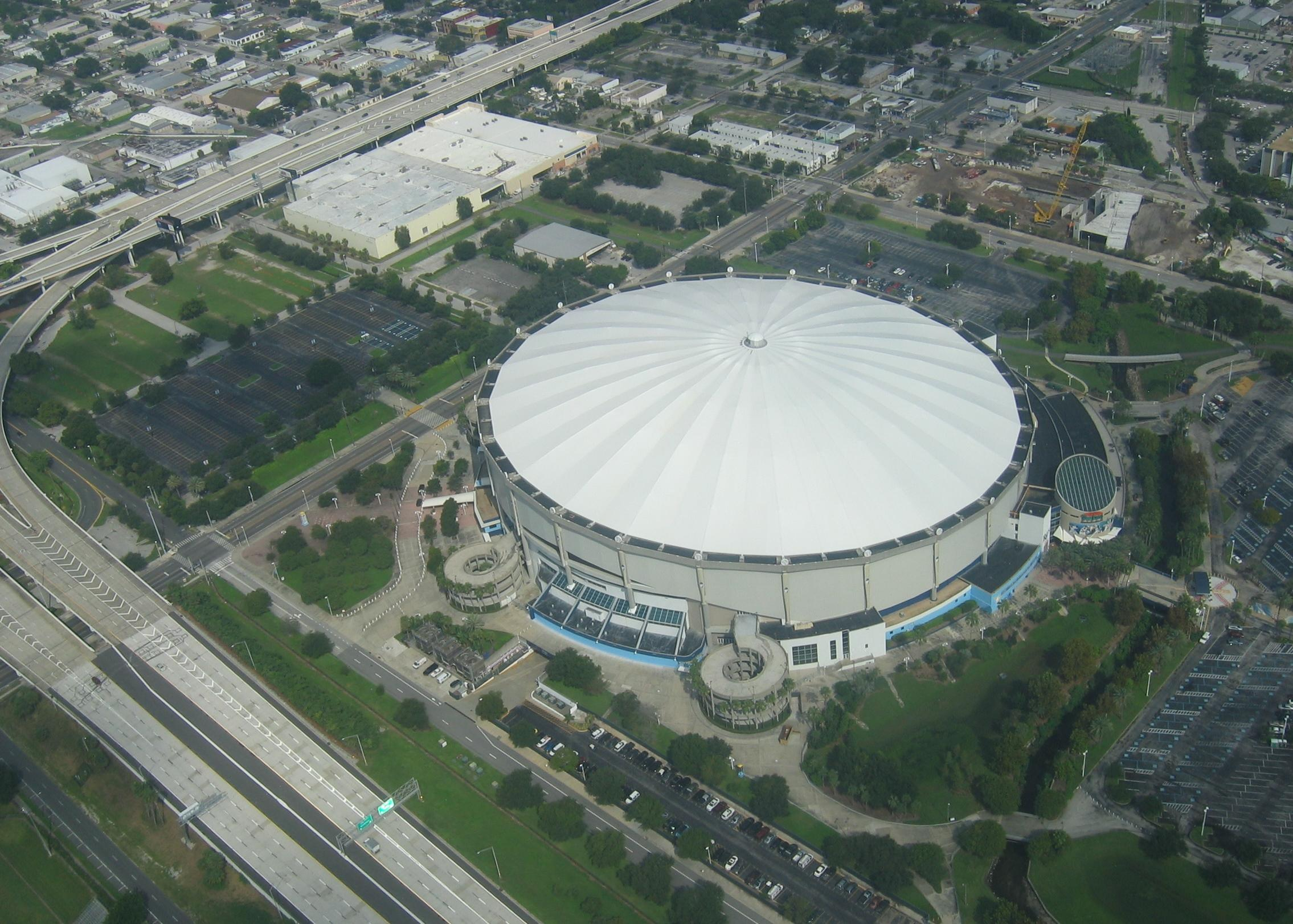 Turning Tropicana Field Into A Downtown Oasis Wusf News