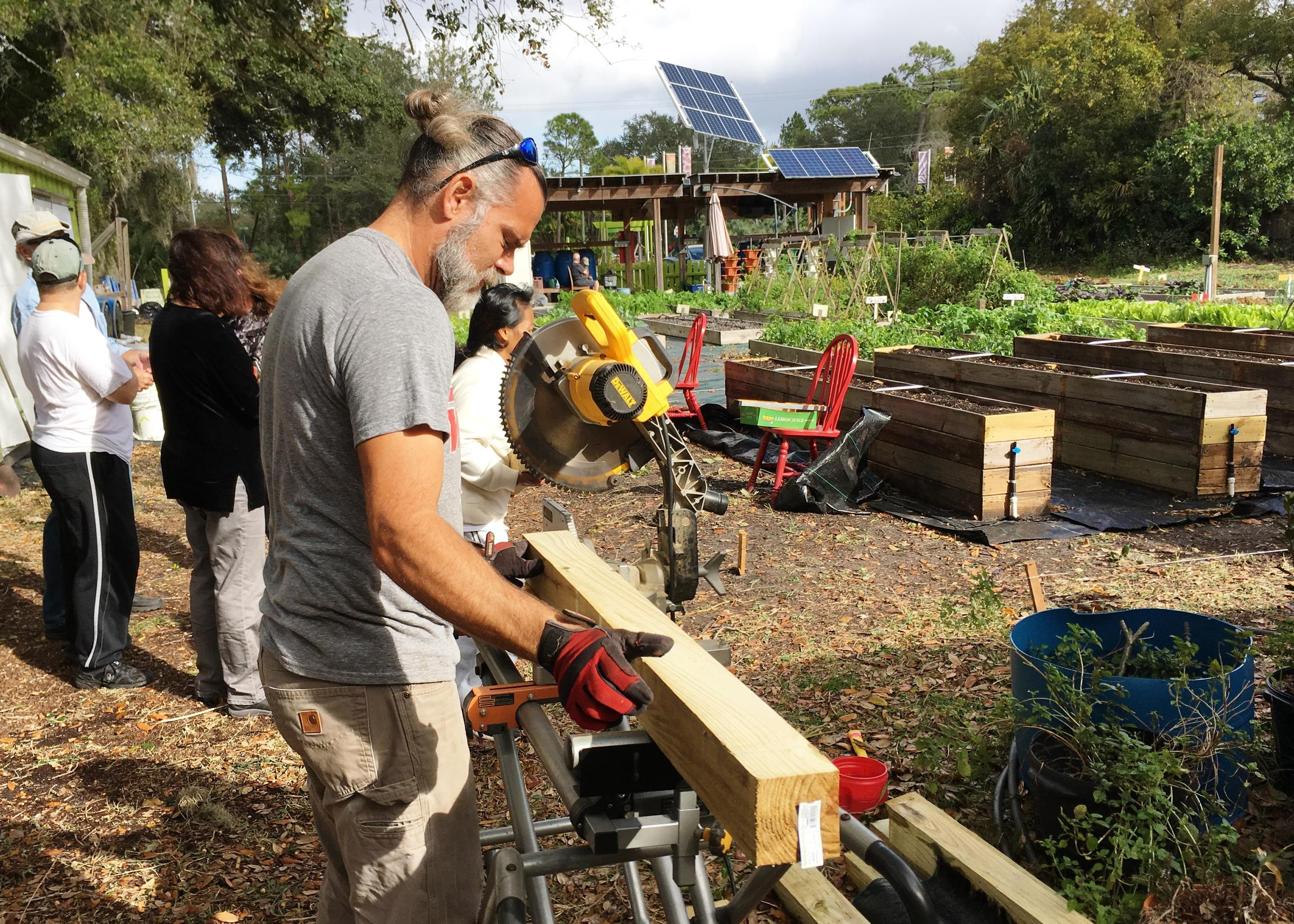 Growing A Community Of Farmer Veterans | WUSF News