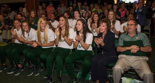 USF Women's Basketball, Men's Hockey Make National ...