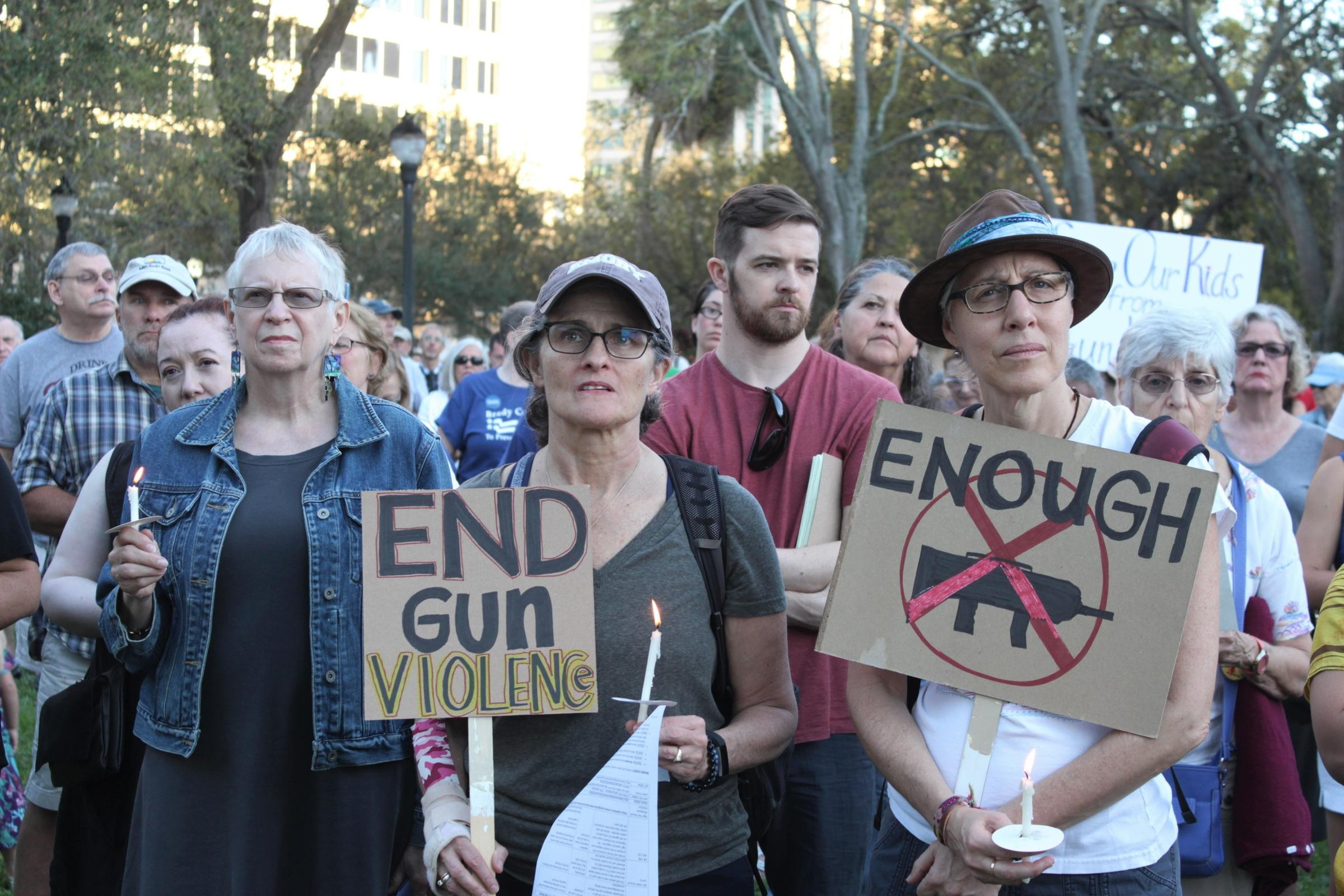 "a critical view on gun control advocates Hopes for half a million to march for 'commonsense' gun no political agenda is more critical than timely passage of but also ""why gun control advocates have."
