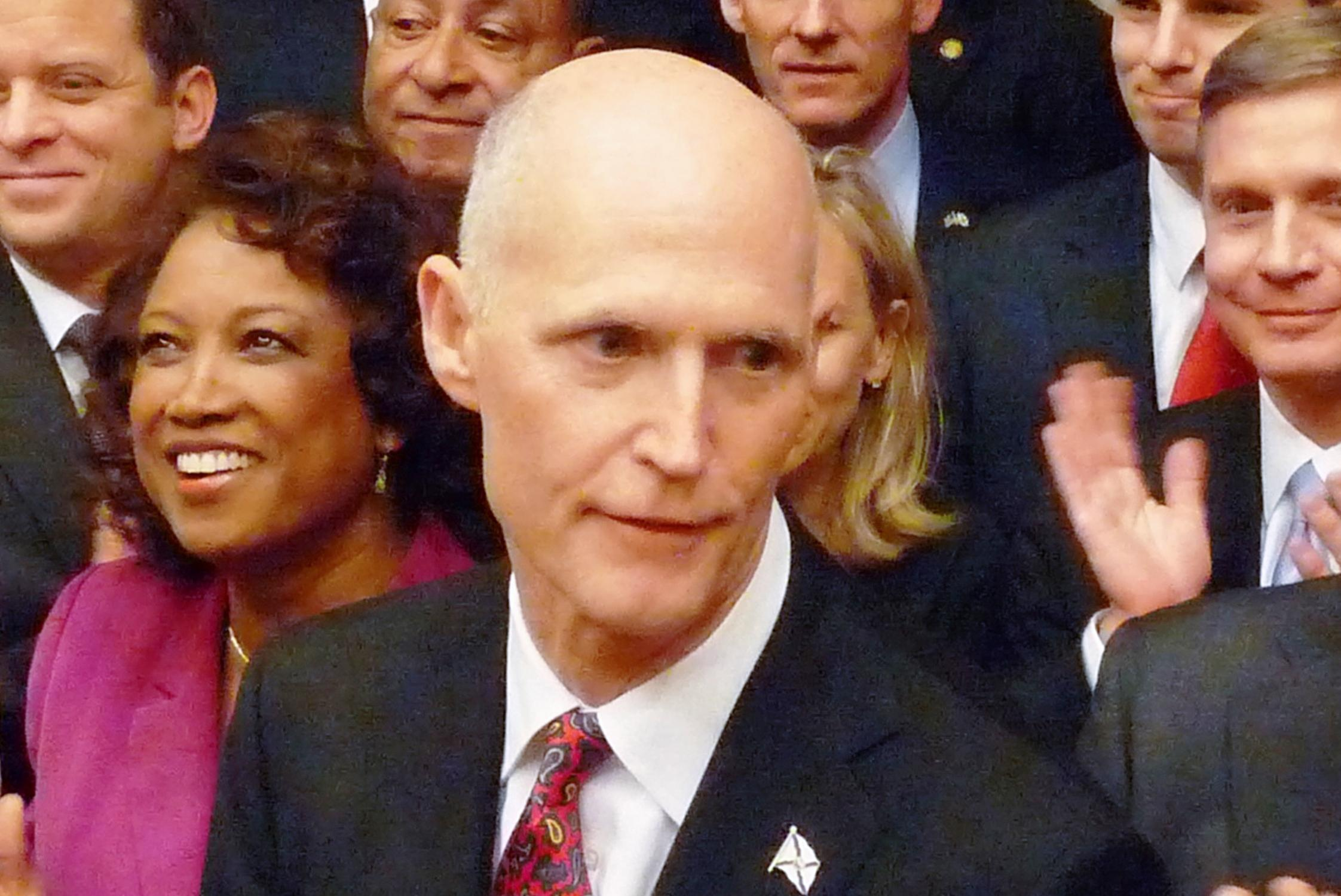 Rick Scott, Richard Corcoran want higher hurdle for tax hikes