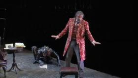 Max McLean originated the role of Screwtape in a new live version of C.S. Lewis's novel.