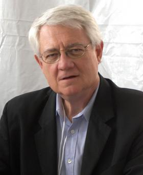 Roy Blount, Jr., photographed at the 2007 Texas Book Festival