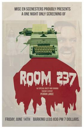 Room 237 Chattanooga Screening Poster