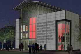 New York's Ralph Appelbaum Associates' design for new Chattanooga History Center