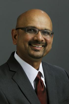 Los Angeles Times editor Davan Maharaj.