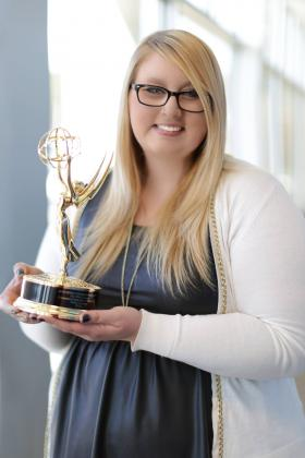 Emmy Award Winning WTCI Producer Emily Compton