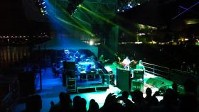 Widespread Panic performs at Riverbend 2014.