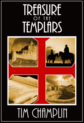 """Treasure of the Templars"" is one of more than 35 novels by Chattanooga-area author Tim Champlin, whose career began in the early 1980s."