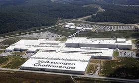 The VW Chattanooga plant.