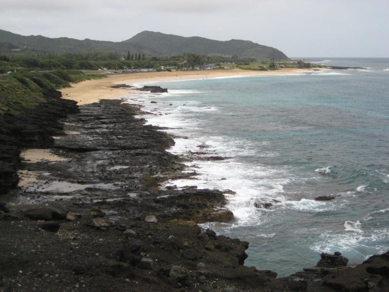 East Shoreline Oahu