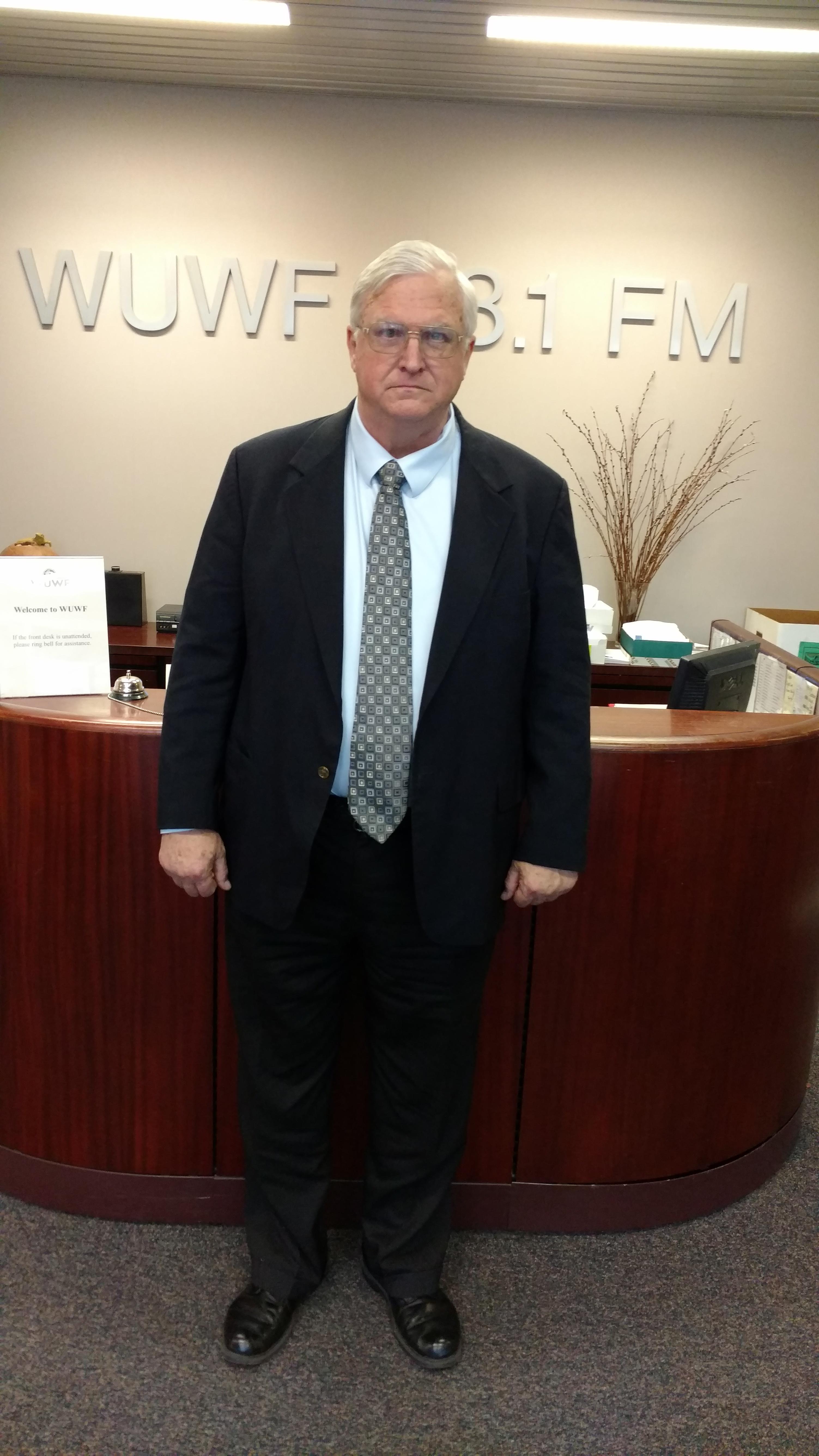 Ted Bundy Prosecutor Visits UWF