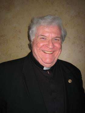 The late Fr. Jack Gray.
