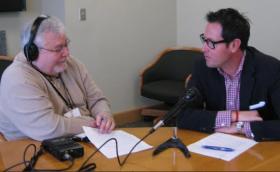 Dave Dunwoody interviews Pensacola Mayor Ashton Hayward.
