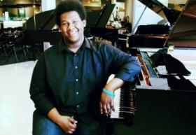 James Matthews, 2014 American Protégé International Piano & Strings Competition Honorable Mention Winner