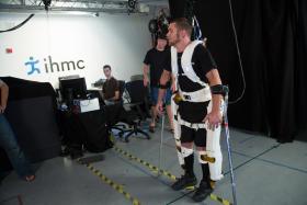 NASA-IHMC X1 Mina Exoskeleton