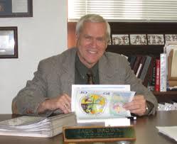 Jack Brown, Escambia County Administrator-designate