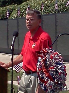 """Gen. William """"Spider"""" Nyland, USMC-Ret."""