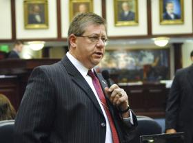 Dave Murzin pictured during his time as a state representative.