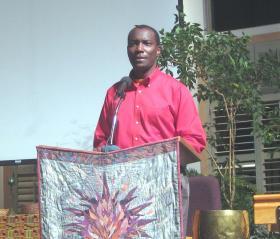 Rev Mark Kiyimba