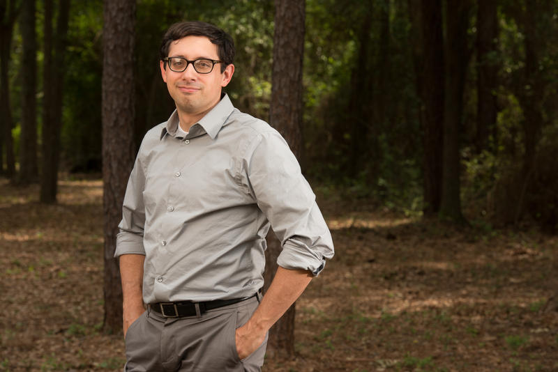 Dr. Jacob Shively, assistant professor of government at the University of West Florida.