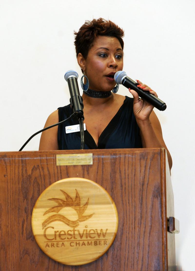 Alicia Booker