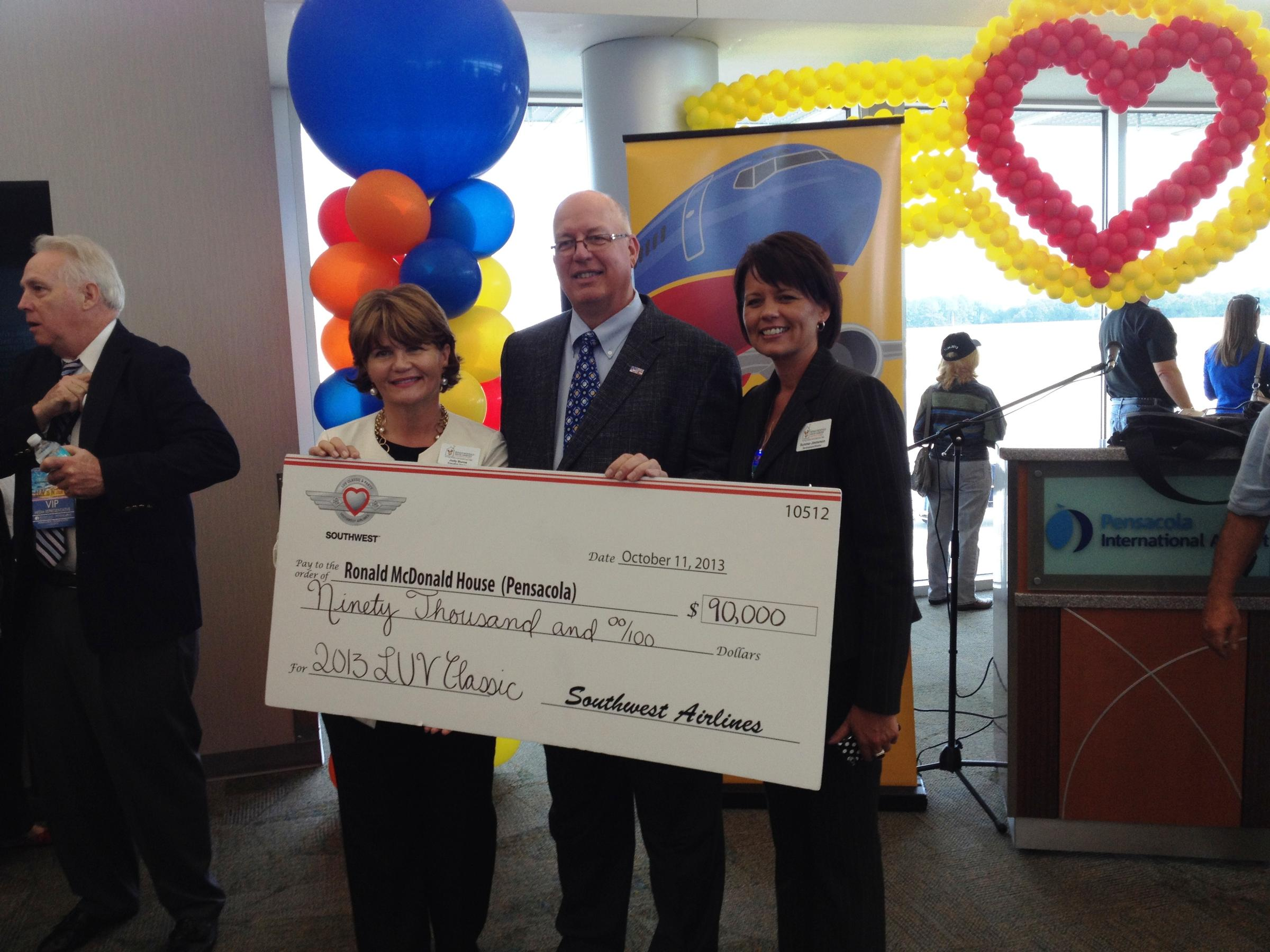 southwest airlines arrives in pensacola | wuwf