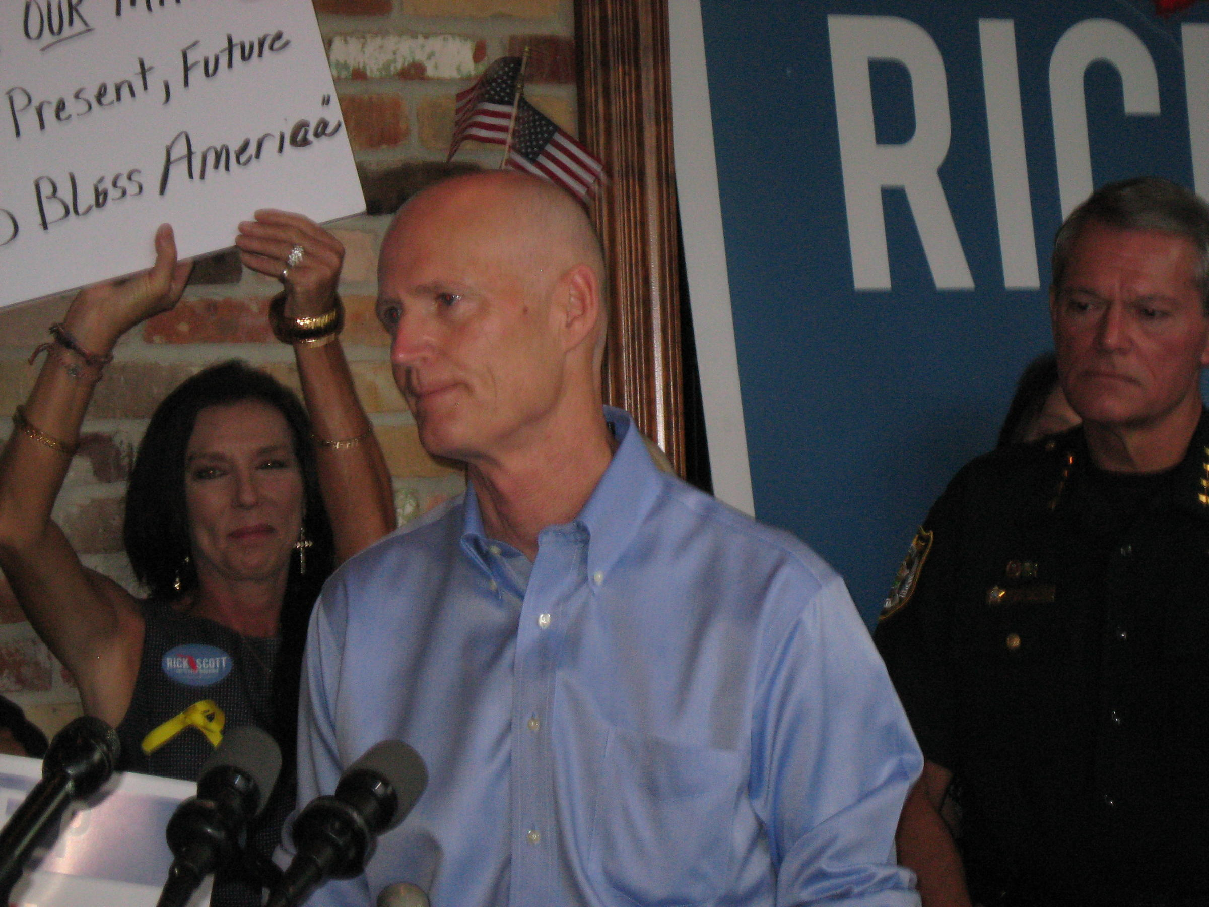 Rick Scott expands special session to include medical marijuana