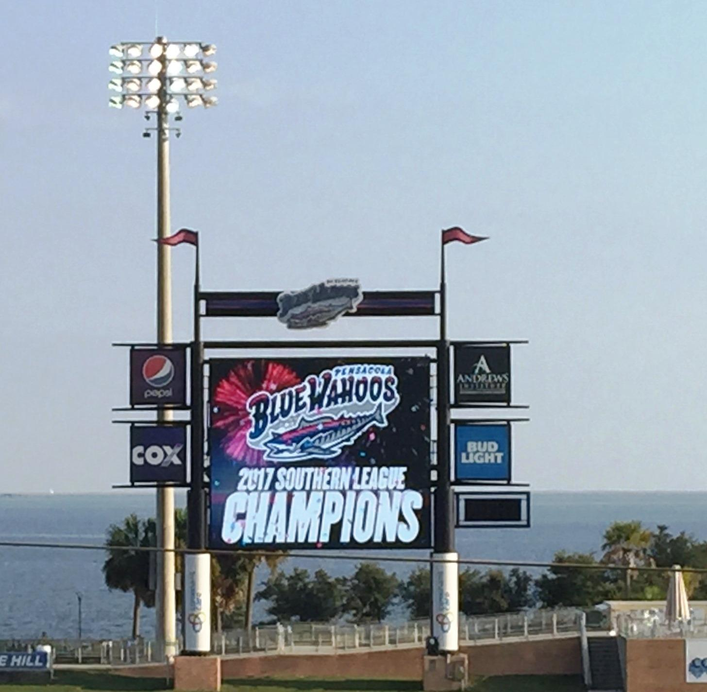 Blue Wahoos Gearing Up for 2018 After A Championship Season