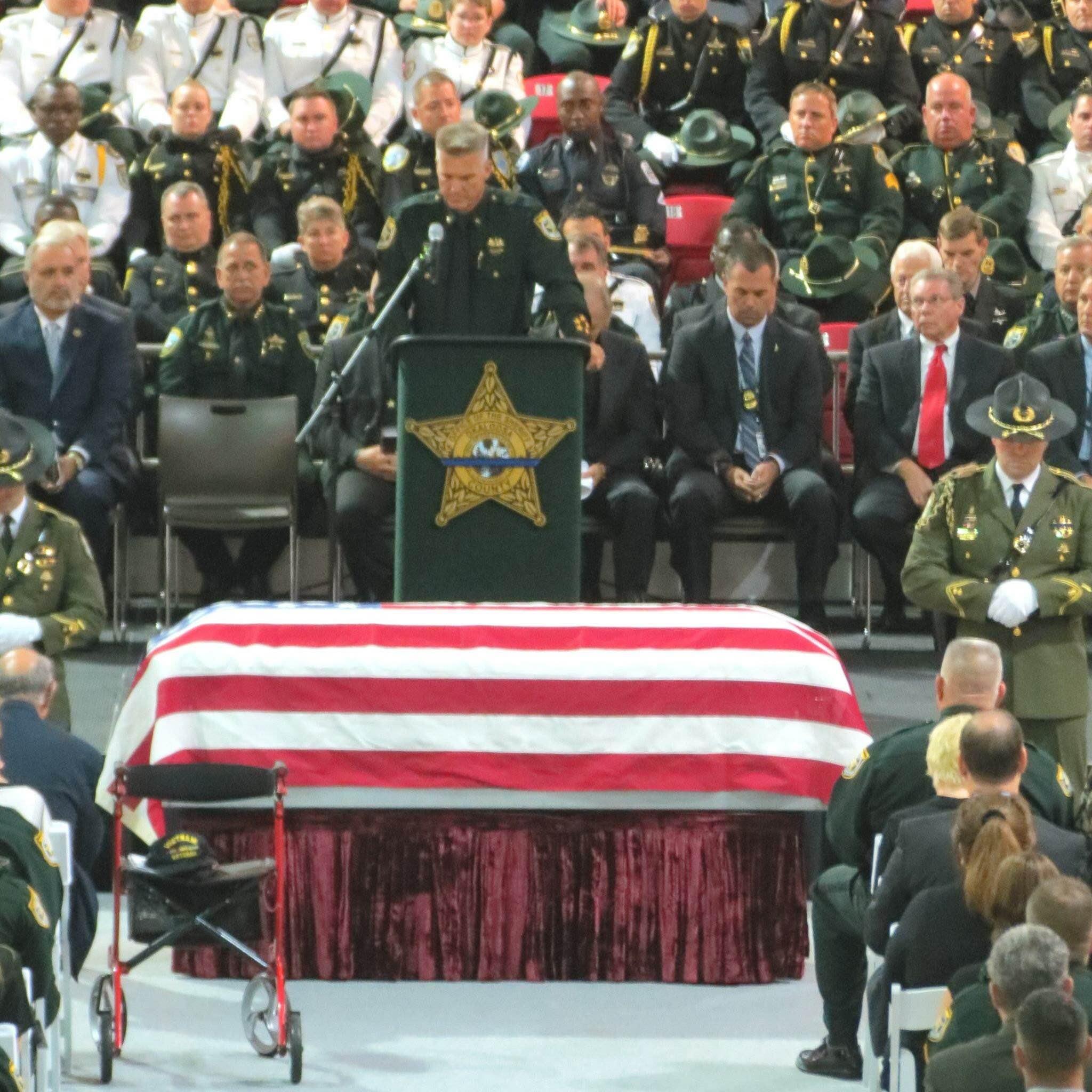 okaloosa deputy bill myers remembered in solemn ceremony