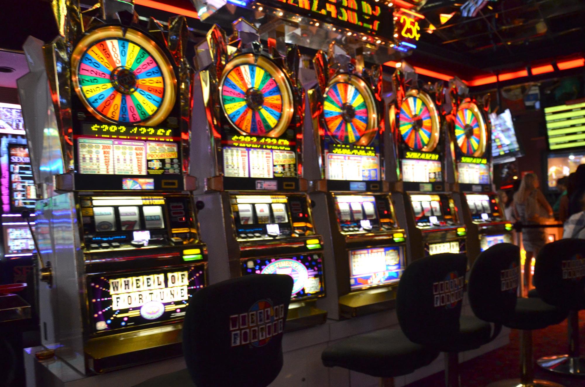 Potawatomi concerns gaming casinos international journal of gambling studies