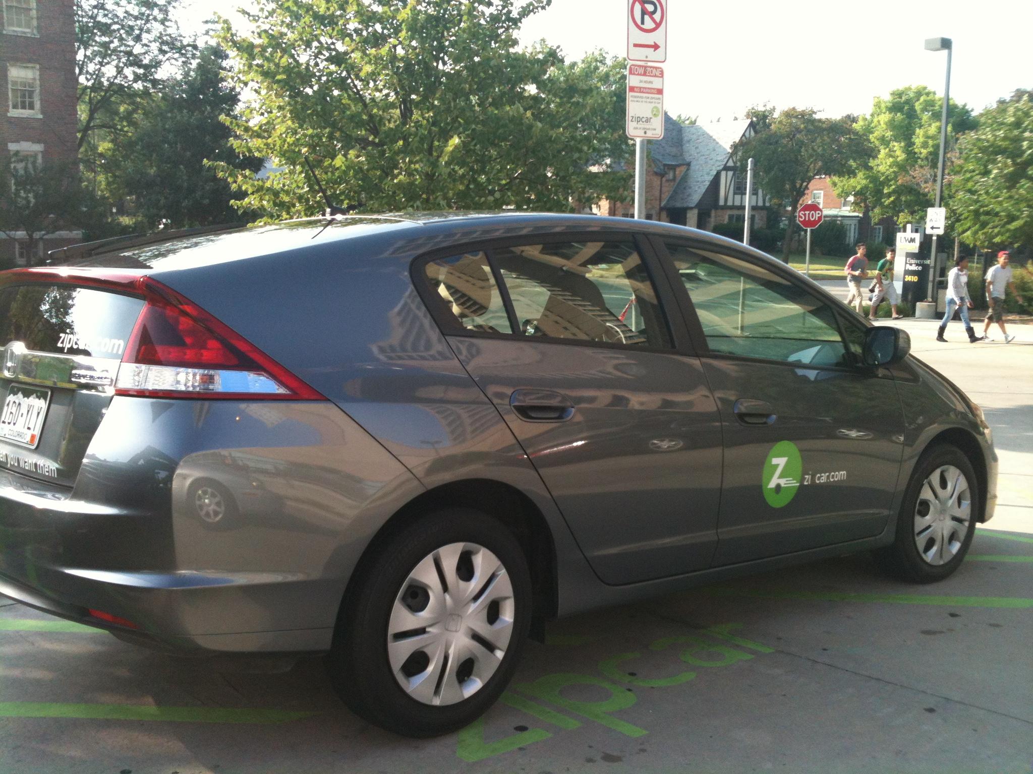zipcars offer alternative  car ownership wuwm
