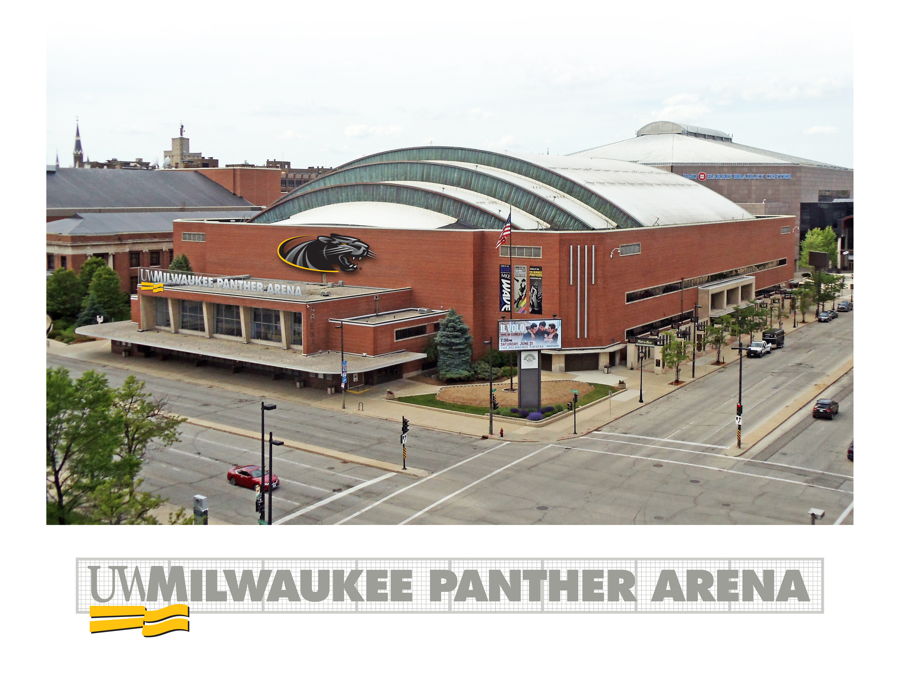 Downtown Arena's New Name: UW-Milwaukee Panther Arena | WUWM