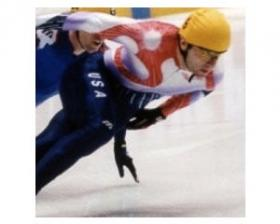 Former U.S. Speedskating head and four-time Olympian Andy Gabel has been accused by another speedskater of sexual misconduct.