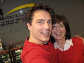 "Brother and sister John and Carole Barrowman are co-authors of ""Hollow Earth."""