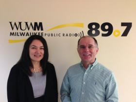 Susana Munoz and Tom Luljak