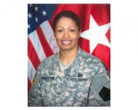 Major General Marcia Anderson