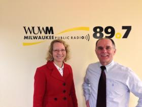 Paula Rhyner and Tom Luljak