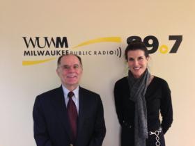 Tom Luljak and Julie Brown