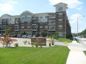 West Allis has added hundreds of senior apartments in recent years, including this complex at 80th and National.