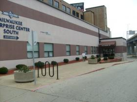 The Milwaukee HIRE center is located inside Milwaukee Enterprise Center-South. MATC also has space in the building.