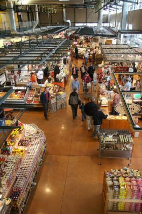 Milwaukee Public Market is a great place to find a variety of unique flavors.