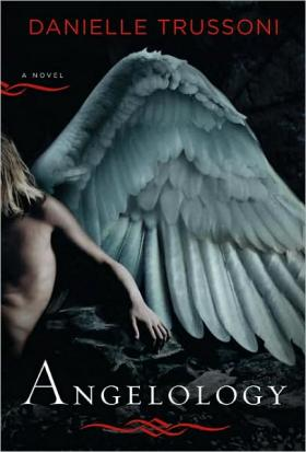 Angelology, Trussoni's newest book.