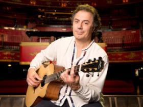 Virtuoso guitarist Pierre Bensusan