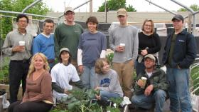 The movers and shakers of Victory Garden BLITZ