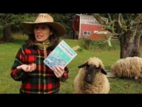 Author Kristy Athens and friend.
