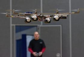 Tech students in Madison develop drones