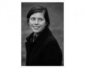 Writer Jennifer DuBois.